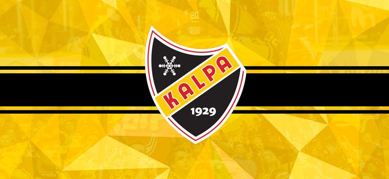 Jääkiekkojoukkue KalPan logo.